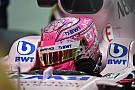 Resmi: Ocon, 2018'de Force India'da yarışacak
