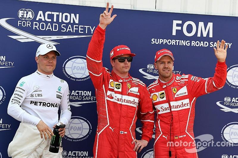 摩纳哥大奖赛排位赛:莱科宁2008年后首次摘杆位,汉密尔顿Q2出局