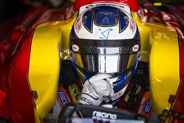 GP2 Malja moves to Racing Engineering for GP2 2017