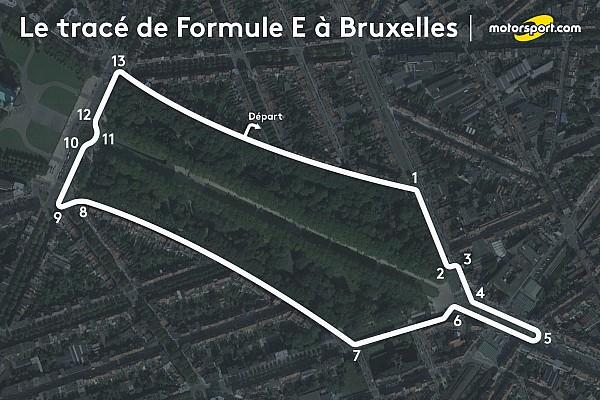 L'ePrix de Bruxelles dépend du choix d'un circuit