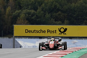 F3-Euro Crónica de Clasificación Callum Ilott, pole para la primera carrera del fin de semana de la Fórmula 3 en Spielberg