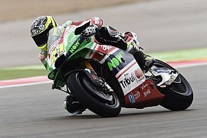 MotoGP Crónica de test Aleix Espargaró marca el mejor tiempo en Australia