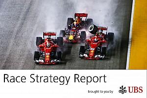 Формула 1 Аналитика Стратегический анализ Джеймса Аллена: Гран При Сингапура