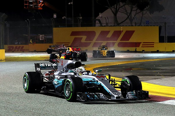 Mondiale Costruttori F.1 2017: la Mercedes vola a +102 sulla Ferrari