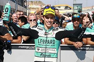 Moto3 Breaking news Usai menangi balapan, Mir diganjar penalti grid