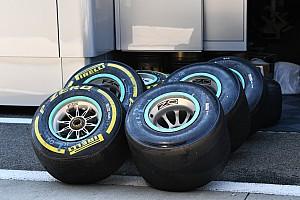 Une guerre des pneus nuirait à la compétition, selon Pirelli