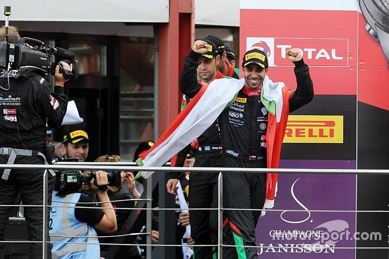 بلانبان للتحمل: الحارثي يحسم لقب فئته بإحراز المركز الثاني على منصة التتويج في سباق سبا 24 ساعة