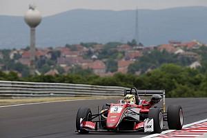 فورمولا 3 الأوروبية تقرير السباق فورمولا 3: غونتر يفوز في المجر وينتزع صدارة الترتيب العام