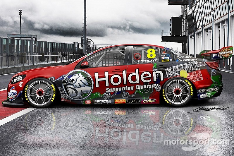 Percat To Run Indigenous Livery In Darwin