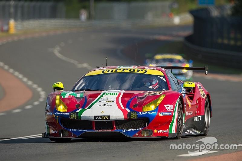 """Ferrari, Rigon: """"Rallentati dalle forature. Siamo finiti indietro"""""""