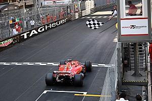 F1 Artículo especial La historia detrás de la foto: hacer la tarea ofreció la mejor imagen de Vettel