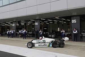 Формула 1 Самое интересное «Дышащая» машина и шестиколесное чудо. В Williams отметили 40-летие