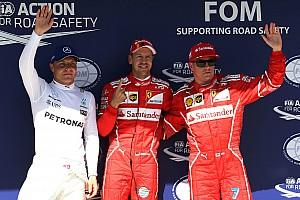 Fórmula 1 Crónica de Clasificación Pole de Vettel en un 1-2 de Ferrari en Hungría