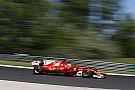 Formula 1 Hungarian GP: Vettel leads all-Ferrari front row, Hamilton fourth
