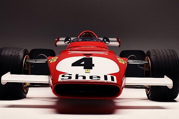 Формула 1 Важливі новини Ferrari 312B: легенда, яка повертається...