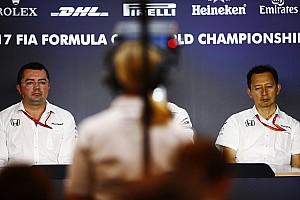 F1 Artículo especial Las 20 historias de 2017, #5: McLaren y Honda se divorcian