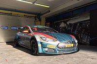 Di Grassi, Electric GT Tesla otomobilini test etti