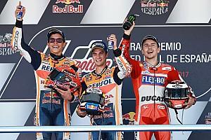 MotoGP Fotostrecke Alle MotoGP-Sieger des GP Spanien in Jerez seit 2006