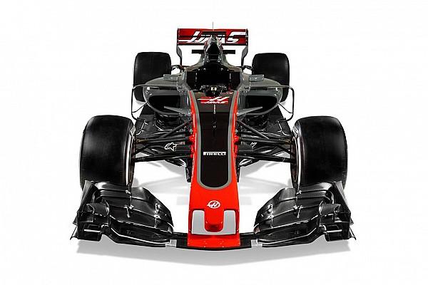 Bildergalerie: Der neue Haas VF-17 für die Formel 1 2017