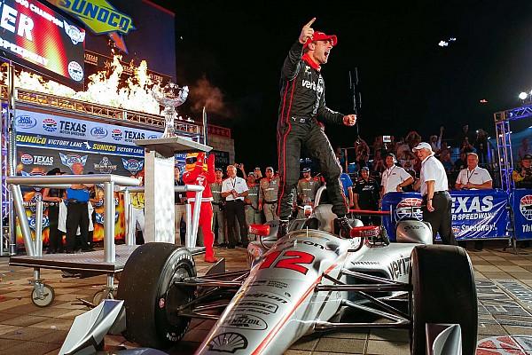 Will Power centra il successo in Texas in una gara condizionata dagli incidenti