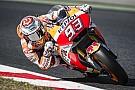 【MotoGP】バルセロナテスト初日:マルケスが首位。ビニャーレス2番手