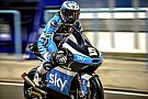 Qatar Moto3: Fenati takes first pole of new season