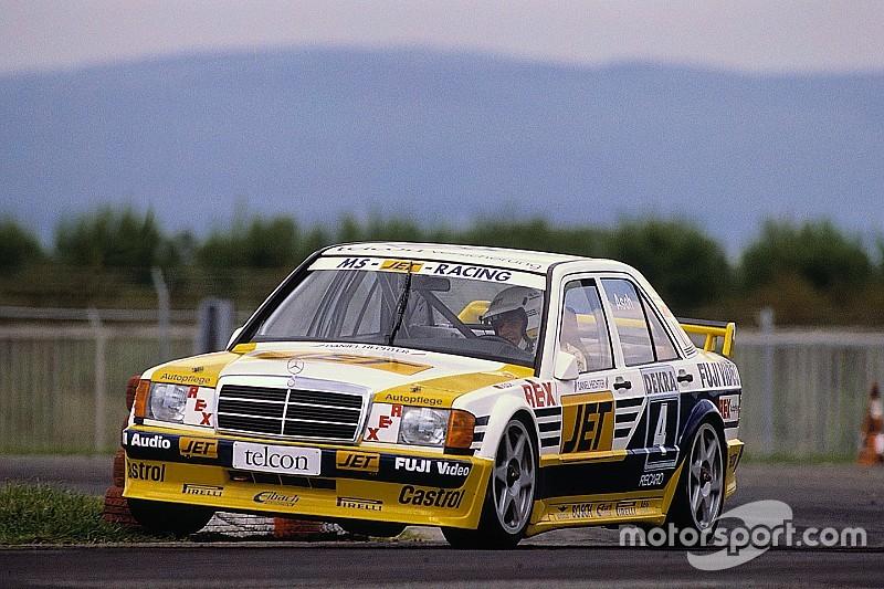 Mercedes Benz Ponton Race Car