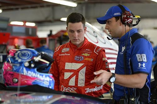 "Alex Bowman: ""I'm not here to try to be Dale Earnhardt Jr."""