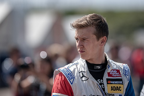 GT Former F1 junior Barnicoat back with McLaren in GT role