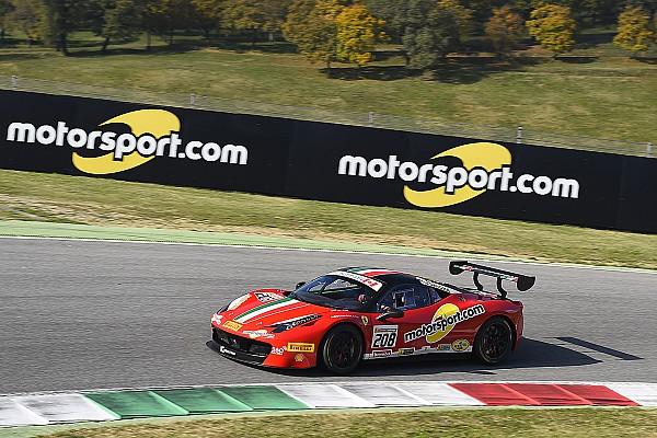 Ferrari dan Motorsport.com menawarkan konten eksklusif, World Finals Live Stream
