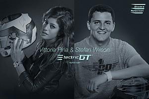EGT Ultime notizie Stefan Wilson e Vicky Piria nell'Electric GT Championship?