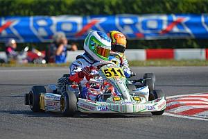 Kart Últimas notícias Sobrinho de Barrichello chega à final de europeu de kart