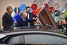 Todt ospite di Domenicali nella sede della Lamborghini