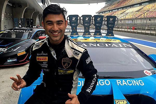 Shanghai Super Trofeo: Double podium for Ebrahim in season-opener