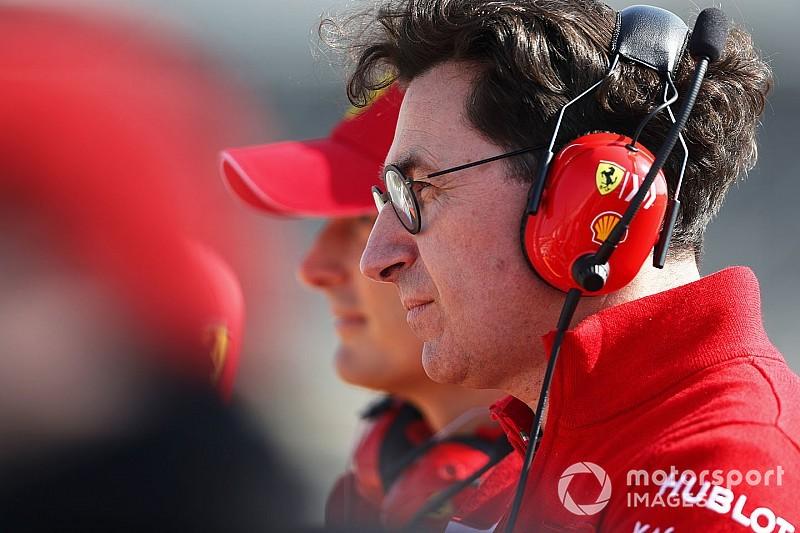 """Ferrari blijft hongerig: """"Mogen nu niet tevreden zijn"""""""
