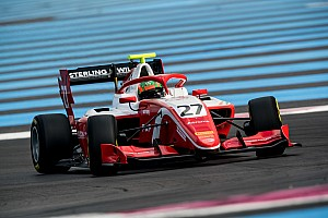 Daruvala completes first F3 test of 2019