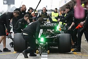 Trois pannes pour Haas, mais