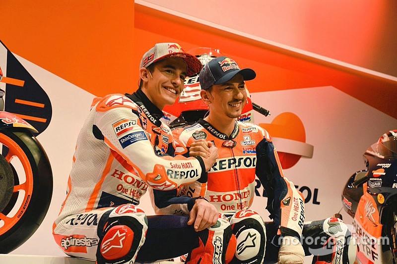 Маркес и Лоренcо допустили возникновение внутреннего конфликта в Honda