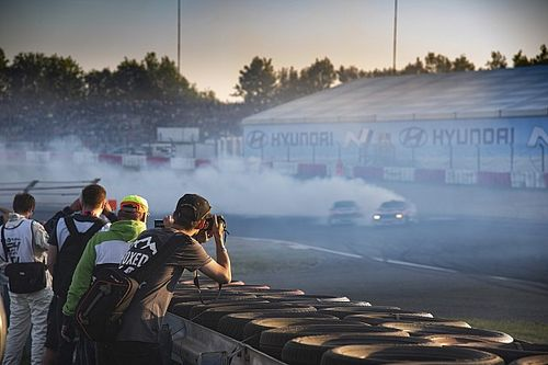 FIA teams up with Russian Drift Series, 2021 FIA IDC to be held in Riga
