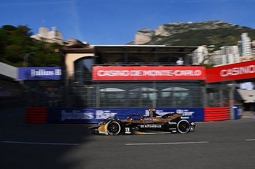 Monaco E-Prix: Antonio Felix da Costa lands pole in qualifying