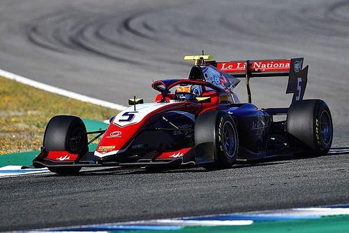 F3, test Jerez, Giorno 2: Novalak firma il record della pista