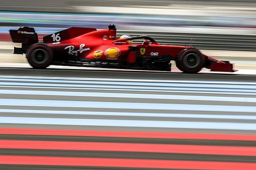 """Leclerc: """"İlk seansa göre büyük bir adım attık"""""""