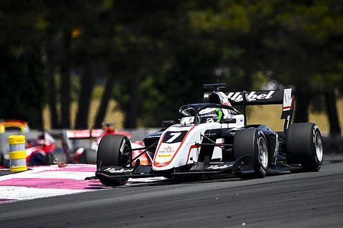 Vesti vence a Hauger por la pole de la F3 en Francia