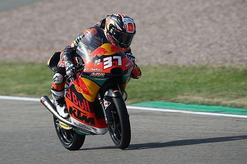 Moto3 - Alemania: cuarta victoria de Acosta con una nueva exhibición