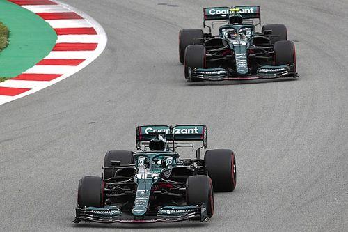 """Vettel: """"Pit stopu biraz erken yaptık"""""""