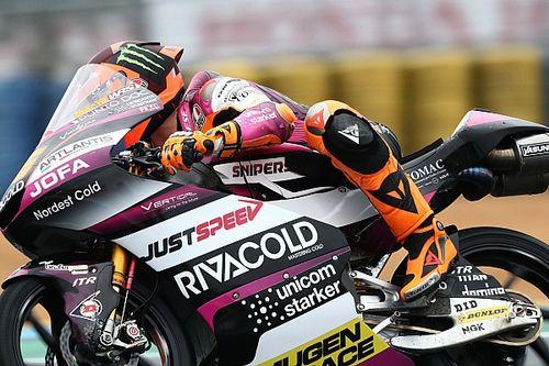 Moto3 Fransa: Migno lastik kumarıyla pole pozisyonunu kazandı, Deniz 13. oldu