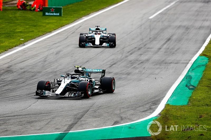 Bottas explica la diferencia respecto a Hamilton en Monza