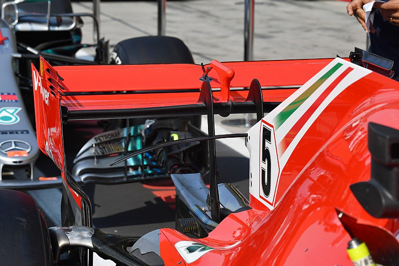 Late rear-wing change is F1's best vision compromise