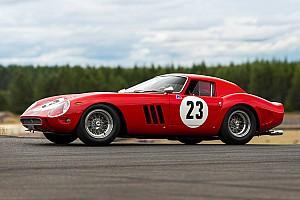A Monterey, occhi puntati sulla più importante Ferrari mai offerta al pubblico