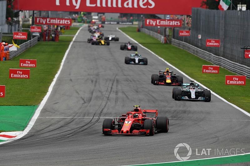 Mercedes veut comprendre la vitesse de pointe de Ferrari
